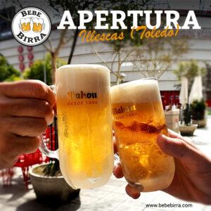 Apertura Bebebirra Illescas foto cervezas